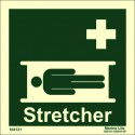STRETCHER  (15x15cm) Phot.Vin. IMO sign 104121