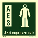 AES  (15x15cm) Phot.Vin. IMO sign 104126