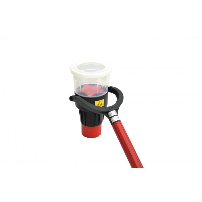Kit comprobador detector de humos y co2 aerosol solo - Detector de humos ...