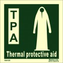 TPA  (15x15cm) Phot.Vin. IMO sign 104125