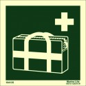 MEDICAL GRAB BAG  (15x15cm) Phot.Vin. IMO sign 104135 / EES006