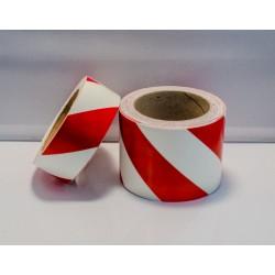 RED DIAGONAL TAPE  (4cmx10m) Phot.Vin. Ref. 122054