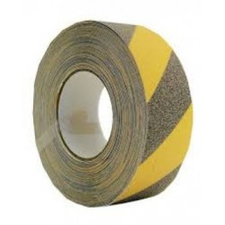 Yellow/Black Anti-Slip Tape  (5cmx18m) IMO sign 12-0075