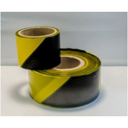 Yellow/Black Not Adhesive Barrier tape  (8cmx200m) IMO sign 121198/1199