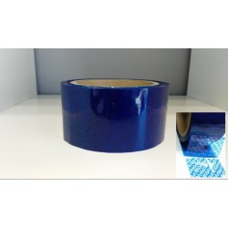 Security tape OPEN/VOID COLOR AZUL (50mmx50m) 77OV-AZUL