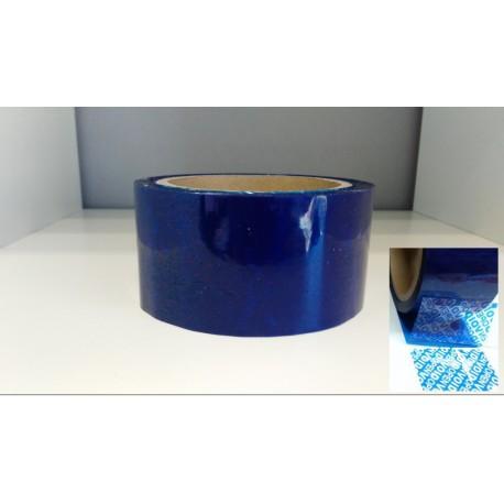 Security tape OPEN/VOID COLOR AZUL (50mmx50m) 77OV-AZUL