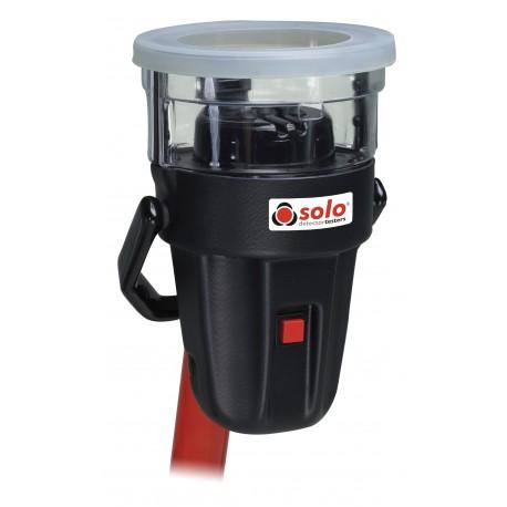 Comprobador inalámbrico de detectores de calor SOLO 461 (accionado por batería)