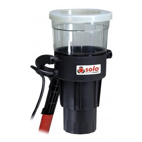 kIT Comprobador de detectores de calor SOLO 424 (alimentación eléctrica) + Cable 5 m