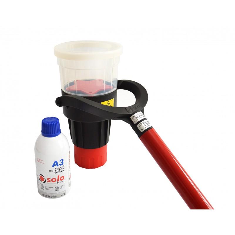 Kit comprobaci n detectores de humo solo 810 - Detectores de humos ...