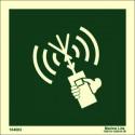 LIFEJACKET  (15x15cm) Phot.Vin. IMO sign 104060