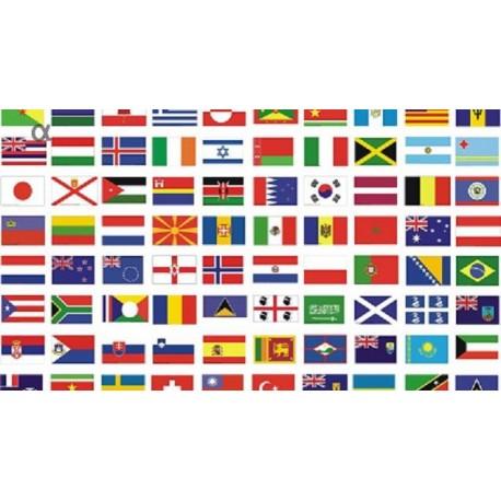 Bandera/ flags