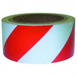 Red & Silver Reflective Tape (5cmx10m)  12-0096(RT)