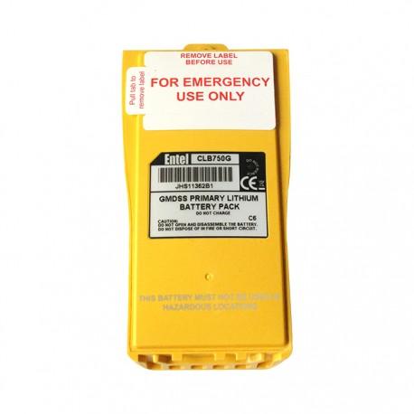 CLB750G - Batería de alta capacidad para la gama GMDSS portátil