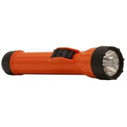 Flashlight Bright star 2224, safety approved, orange 3x D-cell waterproof, PR3