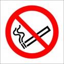 NO SMOKING  (15x15cm) Phot.Vin. IMO sign 208500 / PSS002